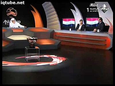 برنامج سما اسيا - المنتخب العراقي
